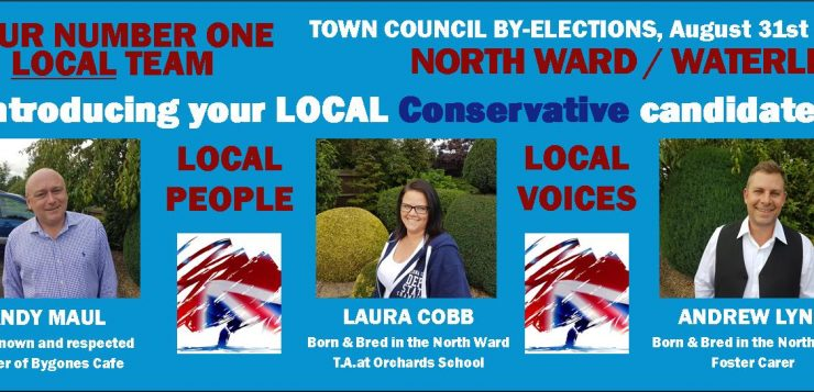 North Ward / Waterlees By-Election