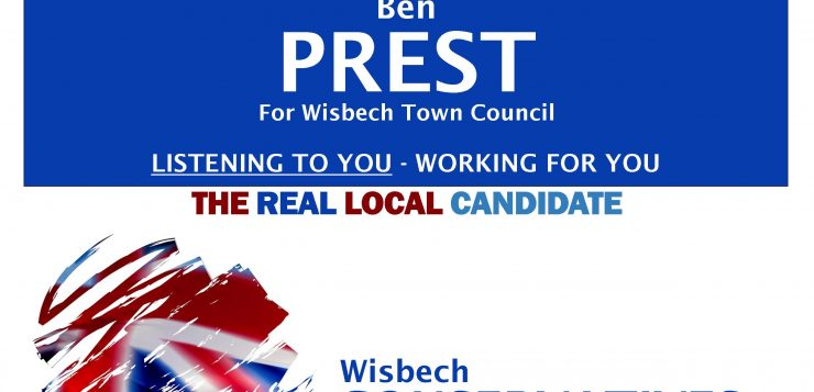 Ben Prest for Kirkgate